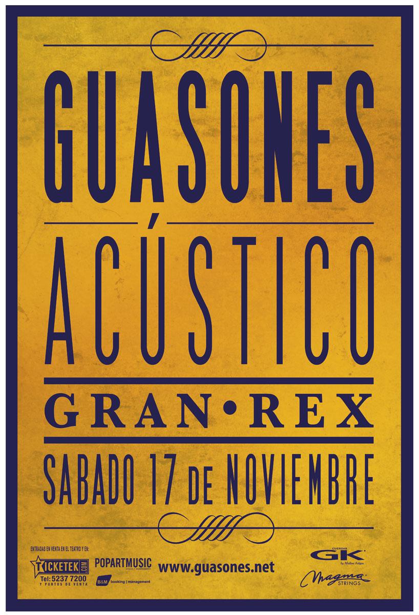 Guasones - Gran Rex