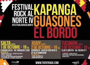 Festival Rock al Norte IV