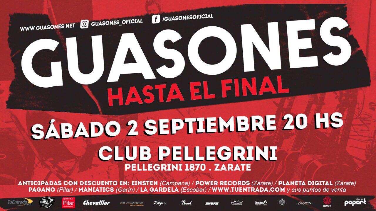 Guasones Club Pellegrini
