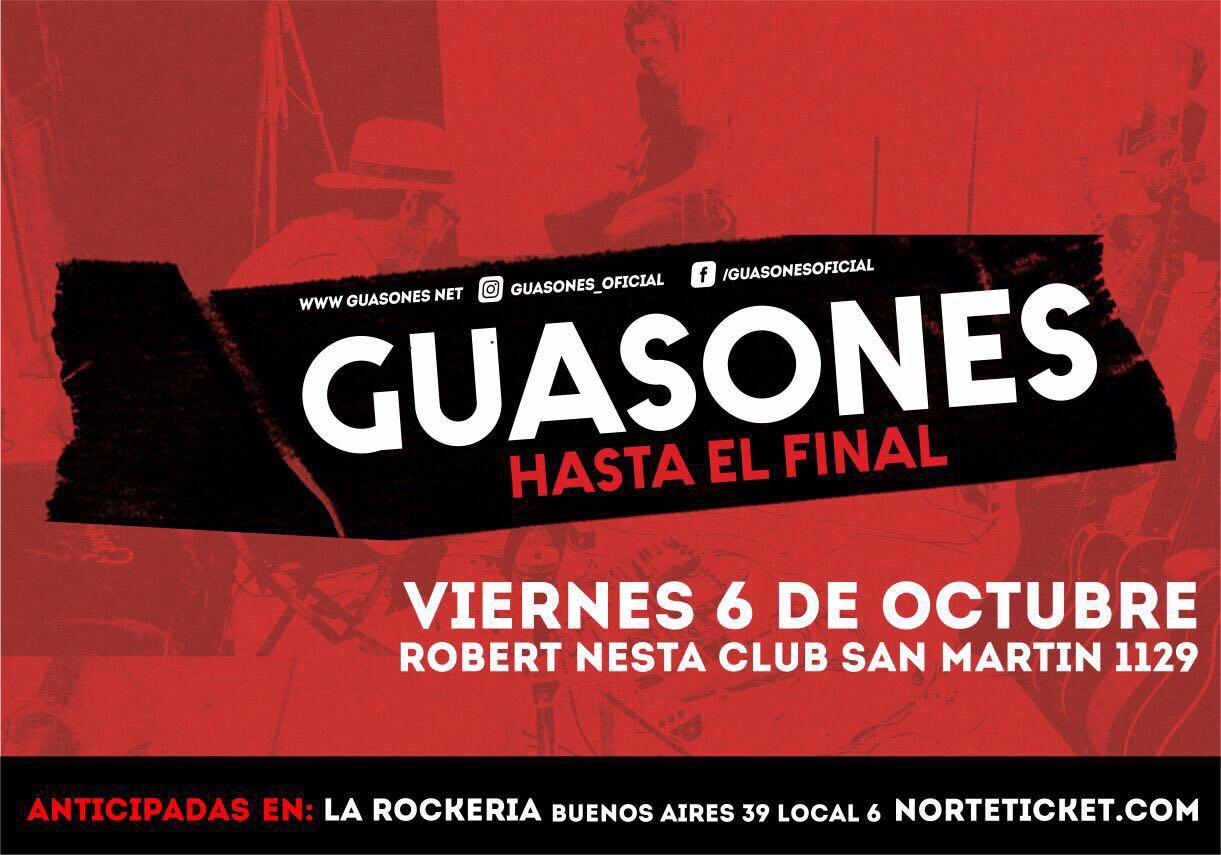 Guasones Robert Nesta Club