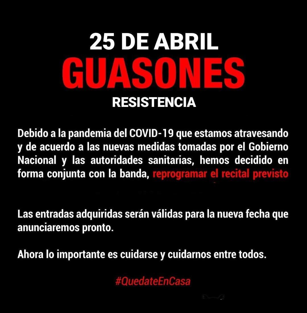 Guasones Resistencia